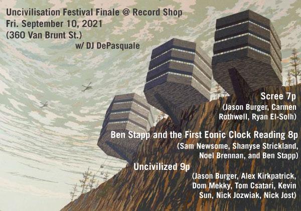 Uncivilisation Festival: Finale Night